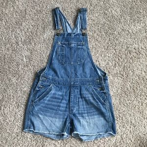 American Eagle Shortalls